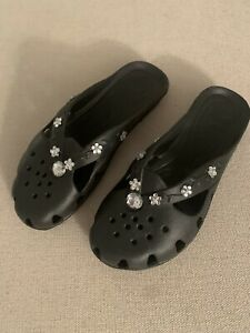 """""""New"""" Women's Light Weight Sandals Size 9 Color Black"""