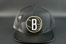MITCHELL & NESS BROOKLYN NETS KevlarSharktooth TEAM SNAPBACK HAT CAP NBA HWC
