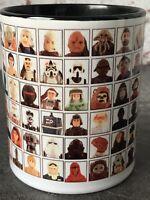 Star Wars Vintage Action Figures Toys Kenner Palitoy Poster Mug Star Wars Gift