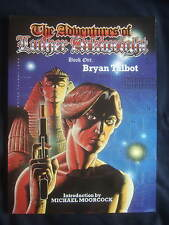 The Adventures of Luther Arkwright - Bryon Talbot Book 1 Graphic Novel Signed
