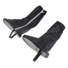 Anti Slip Waterproof Motorcycle Rain Boots Shoe Covers for Men