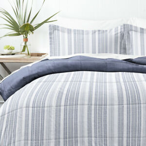 Home Collection Down Alternative Farmhouse Dreams Reversible Comforter Set