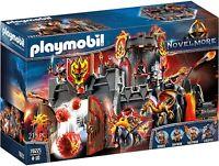 NEW SEALED(Dinged Box) PLAYMOBIL 70221 Novelmore Burnham Raiders Fortress Toyset