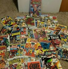Mystery Comic Book Lot. 20 Comics. Marvel ONLY Keys and Exclusive New Mutants 87