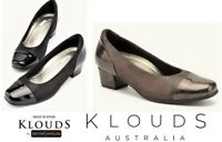 Klouds shoes by Doctor Cutillas  Orthotic comfort leather heels Klouds Ginebra