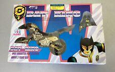 1995# VERY RARE BAT KING DAIRANGER KIBER MACHINE   BANDAI BOOTLEG #NIB