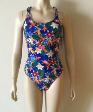 New $106 Sunsets Mahalo Perfect Ten One-Piece Bathing Suit Size XL