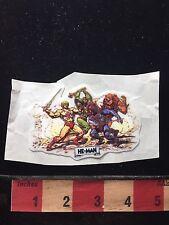 Small & Fun Patch HE-MAN - Sticky Like A Sticker, But A Patch.  73B9