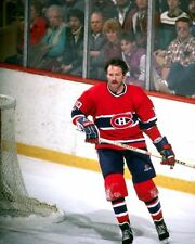 Larry Robinson Montreal Canadiens 8x10 Photo