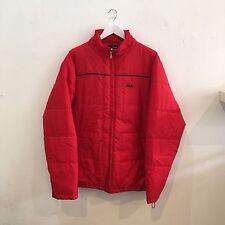Fila ski jacket red XXL (EU 56 UK 46) casuals terrace vintage