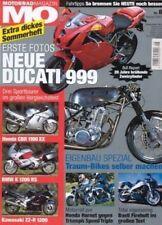 MO0208 +Test HONDA NT 650 V Deauville + Test BUELL XB9R Firebolt + MO 8/2002