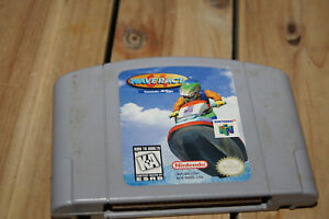 Nintendo 64 Game - Wave Race 64