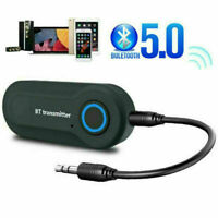 Bluetooth Audio Transmitter Wireless Stereo Music Adapter USB For TV PC Speaker