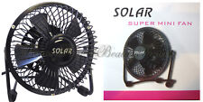 Electric Black Fan Portable & Perfect for Drying Nails Mini Nail Table Fans NEW!