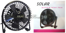 Mini Nail Table Counter Electric Black Fan Portable & Perfect for Drying Nails