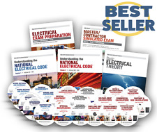 Mike Holt's 2014 Master/Contractor Comprehensive Library DVDs