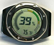 Hygrometer Thermometer ELEKTRONISCH Zigarren Humidor Hobby Weinkühler