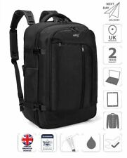 "15.6"" Laptop iPad Cabin Travel Backpack USB Charging Port & Anti-Theft is0214"