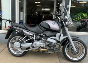 BMW R850R LOW MILEAGE EXAMPLE ONE OF THE BEST AVAILABLE