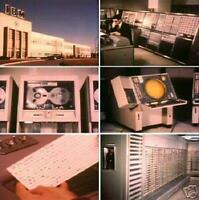 IBM Computer History Sage 1950s Vintage Film DVD