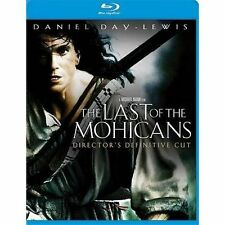 The Last of the Mohicans: Director's Definitive Cut [Blu-ray], DVD, Edward Blatc