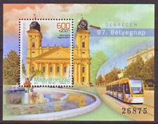 HUNGARY - 2014. Stamp Day - Debrecen Church - S/S - MNH
