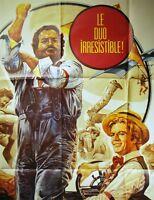 Plakat Cinema 1976 Trinita Aus Willst Du Aus Thats Terence Hill & Bud Spencer