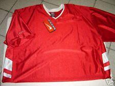 Nuevo Para Hombre Nike Team Rojo S S Camiseta De Fútbol Talla Xl  50 b82931a10d07c
