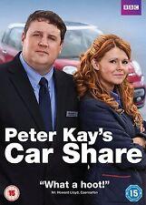 PETER KAY`S CAR SHARE SERIES 1  BRAND NEW SEALED GENUINE UK DVD