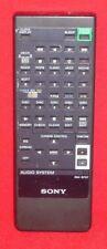 ORIGINALE per Sony Sistema Audio Stereo Hi-Fi Telecomando RM-S737