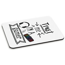 Trust Me I'm A Gamer PC Computer Mouse Mat Pad Funny Joke Best Favourite Gaming