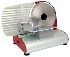 Rgv Mary 220 elettrico 220w alluminio Grigio Rosso Affettatrice