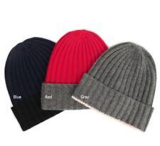 Cashmere Beanie Hat for Women