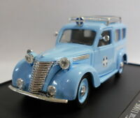 Brumm 1/43 Scale Metal Model - S02/25 LTD EDT 2002FIAT 1100E AUTOBULANZA 1947