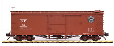 Accucraft / AMS AM2201-17 BOX CAR SP #35 SOUTHERN PACIFIC 1:20.3 Scale