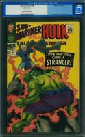 Tales To Astonish #89 CGC 9.6 Hulk / Namor Only 8 Higher