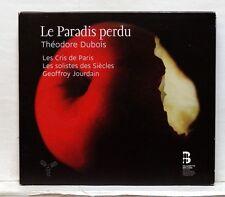 GEOFFROY JOURDAIN - DUBOIS Paradise lost, Le Paradis Perdu APARTÉ 2xCDs NM