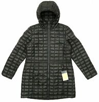 The North Face Womens Medium Eco Thermoball Parka 2 Black *NWT* mm XS