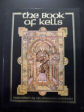 The Book of Kells- Sir Edward Sullivan, Palaeography & Manuscript interest, 1988