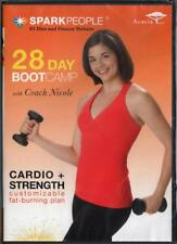 SparkPeople: 28 Day Boot Camp (DVD, 2011)