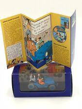 Collection En Voiture Tintin - N1 boîte + certificat / Editions Atlas