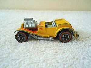 "Vintage 1973 Hot Wheels Redline Sir Rodney Roadster "" GREAT COLLECTIBLE ITEM """