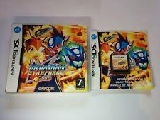 Mega Man Starforce: Leo - Nintendo DS - 2DS 3DS DSi - Free, Fast P&P!