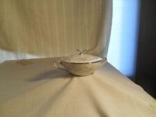 Noritake Arlene 5802 Pink &Yellow Flowers,Gray Leaves, Silver Trim  Sugar/lid