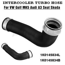 Intercooler Turbo Hose Pipe For VW Golf Caddy MK5 1.9 2.0 TDI Audi A3 1K0145834L