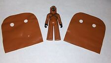 Star Wars Reproduction / Replacement / Replica /Jawa Action Figure Vinyl Cape