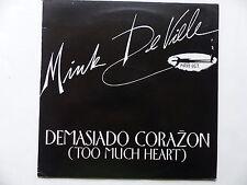"""MAXI 12"""" MINK DEVILLE Demasiado corazon 786970 0"""