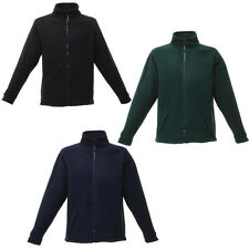 New REGATTA Mens Sigma Heavyweight Thermal Zip Fleece Jacket in 3 Colours S-3XL