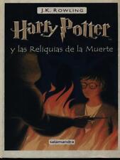 HARRY POTTER Y LA RELIQUIAS DE LA MUERTE PRIMA EDIZIONE ROWLING J.K.