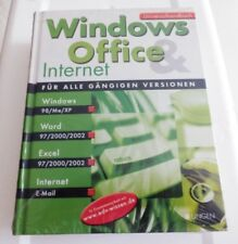 WINDOWS, OFFICE & INTERNET, Universalhandbuch  mit 1088 Seiten, Neuwertig